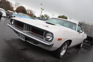 PLYMOUTH BARRACUDA 1972 Smallblock V8 AUTOMATIC Tax exempt