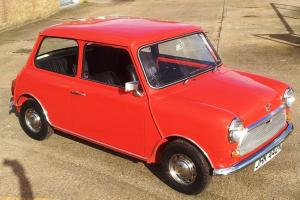 1975 Mini 850 Original Specification