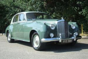 1961 Bentley S2 Long Distance Rally Car For Sale Photo