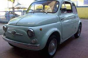 Fiat 500 D - Fully restored 1965 Model - Exceptional Car - Shipping Inc!
