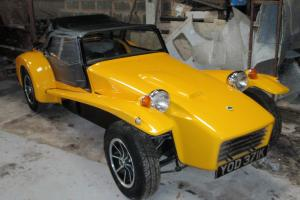 Lotus Seven series 4 Photo