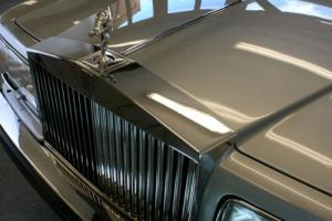 LOW MILEAGE ROLLS ROYCE SILVER SPIRIT