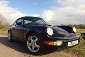 1990 Porsche 911 964 C4 Coupe manual OVER £35000 of bills