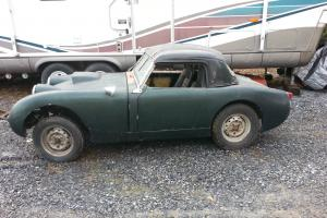 1959 Austin Healey Bugeye Parts Car