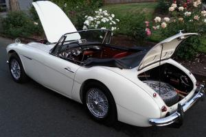 1963 austin healey 3000 mark 2 in family since new one of a kind