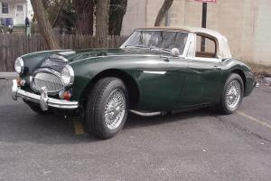 1966 Austin Healey 3000 MKIII BJ8