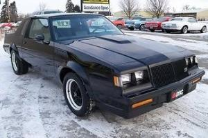 1987 Buick GNX, #344, only 11,000 miles! for Sale
