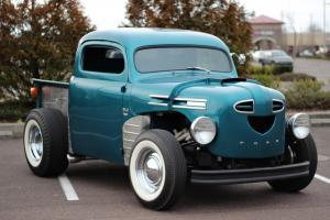1949 Ford F1 Custom Hot Rod Rat Chopped 383 Stroker