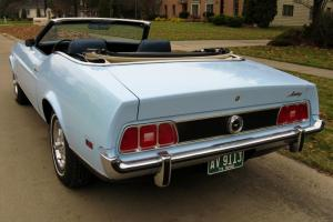 6,932 ORIGINAL MILES! Collector CONVERTIBLE, Well Optioned, All PAPERWORK, WOW!!