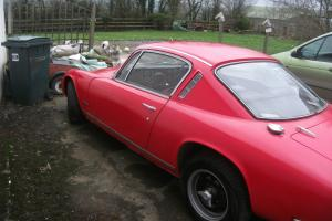 Lotus Elan Plus2 S130 1971, no reserve £1 start