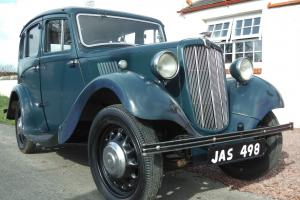 1935 MORRIS 8 SERIES 1 FOUR DOOR SALOON SEE VIDEO AN AFFORDABLE EARLY CLASSIC