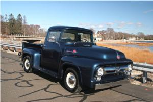 "1956 FORD F100 PICKUP ""FRAME OFF RESTORATION, THE BEST ON THE MARKET!!!"""