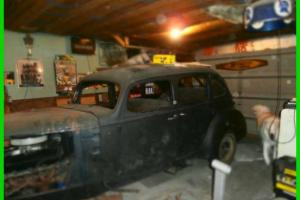 39 Hudson Country Club Project Car All Steel Rebuilt Chevy Engine WISCONSIN