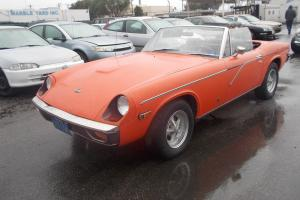 1974 Jensen Healey, NO RESERVE