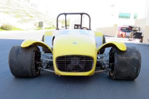 Lotus 7 S2 Dry Sump Lotus Twin Cam, garage find vintage race car Photo