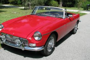 1965 MGB, BEAUTIFUL DAILY DRIVER, MOST COLLECTIBLE YEAR Photo