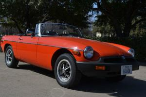 1979 MGB / 15K MILE SURVIVOR! TONS OF PIX!