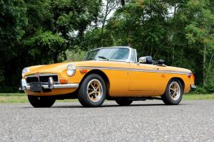 1973 MGB All Original...Superior Condition...NO RUST...NO Fluid Leaks! Photo