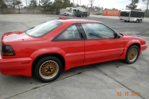 Super Rare 1989 Pontiac Grand Prix Turbo Mclaren