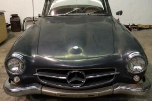 1961 Mercedes 190SL W121 DB 040 Mercedes 190 SL Complete and Running