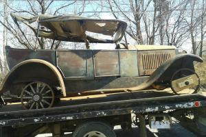 1921 Packard 6 Cylinder Touring Car Photo