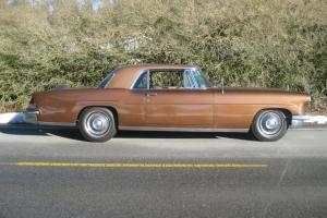 Lincoln : Continental Mark 2 Coupe