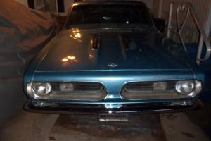 1968 plymouth barracuda 340s fastback auto california car no rust 2 extra 340