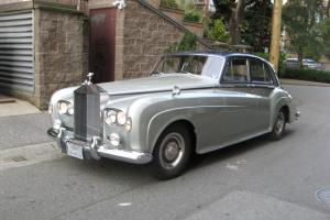 1964 Rolls Royce Silver Cloud III LHD with 101,000 Km. (62,000 miles) w/records