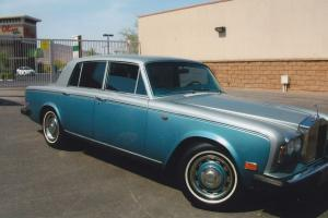 Rolls-Royce Silver Shadow Photo