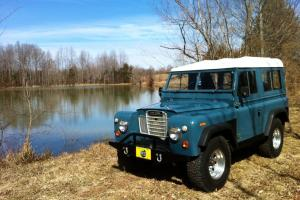 1969 Land Rover Series 2a Beautiful Restomod 88 lla 4x4 v8