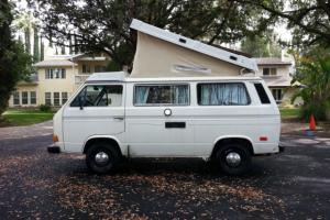 1982 Volkswagen Vanagon/Campmobile Westfalia 4-Speed