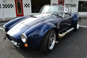 1966 Backdraft Racing Roadster, Roush 427R 550hp 5 Speed