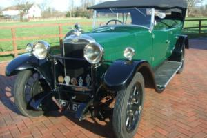1927 Sunbeam 16.9 Tourer 4 door 6 seater
