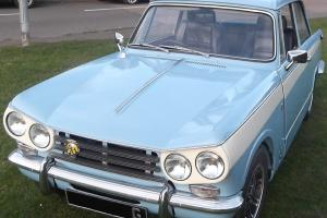 Triumph Vitesse MK2 2000cc - Restored - NO RESERVE Photo