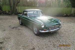 mgb roadsters Photo