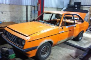 ford escort mk2 rs 2000 Photo