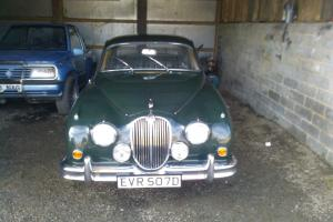 1966 JAGUAR 2.4 SALOON TAX FREE