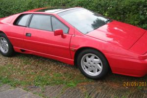 Lotus Esprit Turbo 1987,Needs Respray.I want a RANGE ROVER.