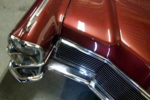 65 CADILLAC DEVILLE SEDAN IN SUPERB RESTORED CONDITION