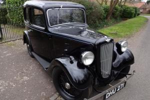 AUSTIN 7 Ruby 1937 Excellent condition. Photo