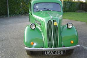 classic 1953 ford pop anglia pick up truck Photo