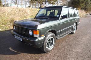 LAND ROVER RANGE ROVER LSE AUTO 4.2 LPG CONVERTED
