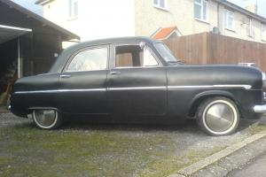 HOTROD,ROCKABILLY. 1954 FORD ZEPHYR SIX. Re-listed due to time-wasters. Photo