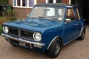 Classic Mini 1275GT, Clubman Photo