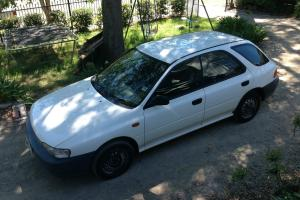 Subaru Impreza LX 1996 Cheap Reliable LOW Maintenanace in Mentone, VIC