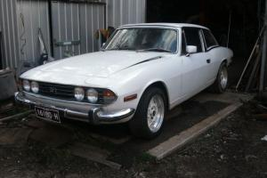 Triumph Stag Sports 1975 in Lancefield, VIC