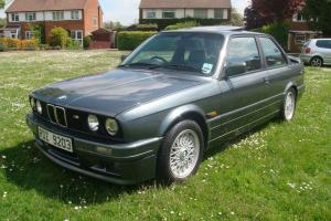 BMW E30 325i M-Tech Sport - Totally Original