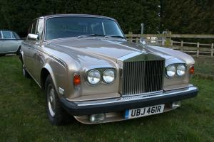 1977 ROLLS ROYCE SILVER SHADOW 2 Photo