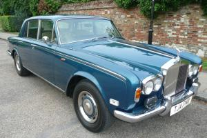 1976 R reg Silver shadow Genuine 58,000 miles 3 owners