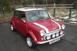 Mini Cooper Works S Photo